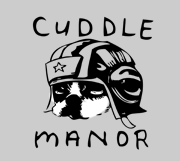Cuddle Manor Logo